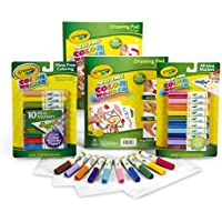 Crayola Color Wonder Mess Free Coloring, No Mess Markers...