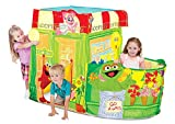 Only Playhut structures provide children with hours of interactive adventure. EZ Twist technology allows for instant setup and quick fold-down, make our products portable and EZ to store. Children can imagine themselves playing with their favorite ch...
