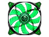 Cougar CFD14HBG Fan Cooling, Green