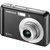 Samsung SL30 10MP Digital Camera with 3x Optical Zoom and 2.5 inch LCD (Black)