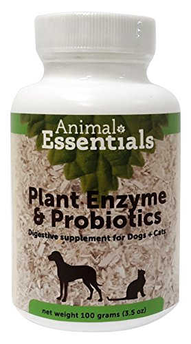 Animal Essentials Plant Enzymes & Probiotics Supplement, 100g