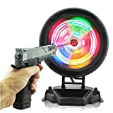 Denshine Children Electric Pistol Shooting Toy Infrared Training Wheel Simulation Toy Model- Christmas Birthday Xmas Kids Toy Gift For Sale