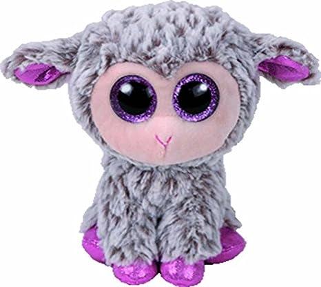 TY- Dixie Lamb Peluche, Color gris (United Labels Ibérica 36871TY) , color/modelo surtido: Amazon.es: Juguetes y juegos