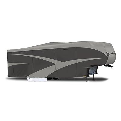 """ADCO 52254 Designer Series SFS Aqua Shed 5th Wheel RV Cover - 28'1"""" - 31': Automotive"""