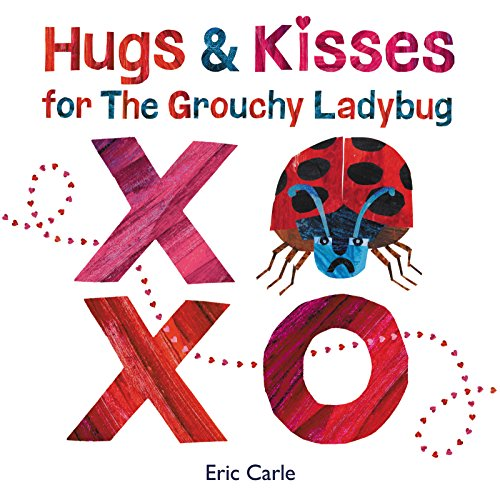Image of Hugs and Kisses for the Grouchy Ladybug