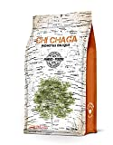Premium Organic Chaga Mushroom Powder – 8 oz of Authentic 100% Wild Harvested Canadian Chaga Tea Review