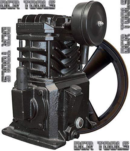 Campbell Hausfeld VT4923 3Hp Cast Iron Air Compressor Pump +