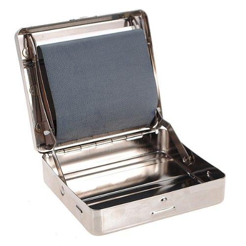 Cigarette Tobacco Roller Rolling Machine Box Case New // Rodillo de tabaco para cigarrillos caso cuadro Laminadora nueva