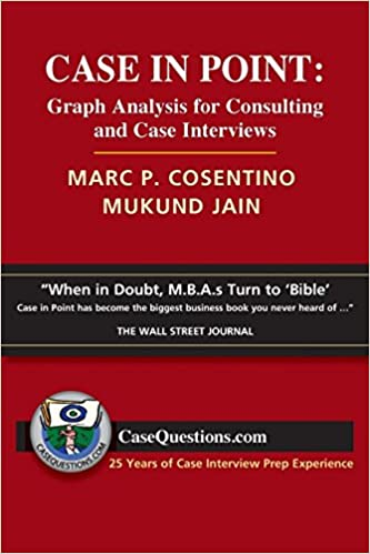 Case in Point: Graph Analysis for Consulting and Case Interviews ...