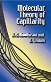 img - for Molecular Theory of Capillarity (Dover Books on Chemistry) book / textbook / text book