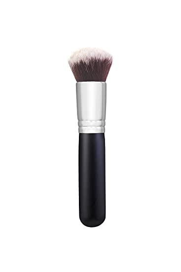 morphe blush brush. morphe deluxe makeup buffer brush m439 - professional high quality for whole face foundation blush