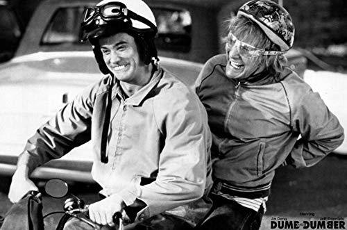Dumb and Dumber w/Jim Carrey & Jeff Daniels. Large 24
