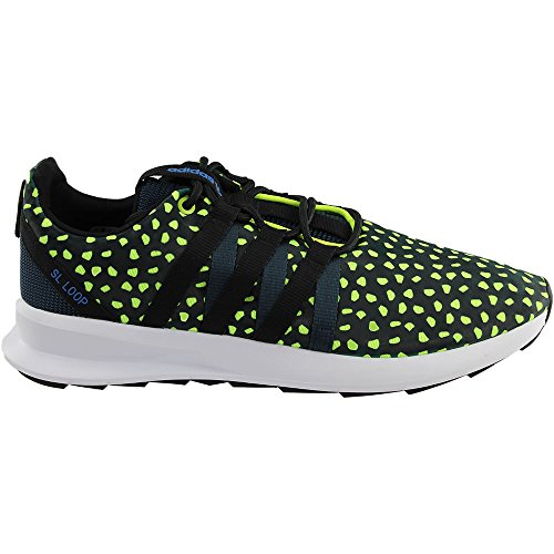 Adidas Originals Heren Sl Loop Racer Veters Sneaker Petink / Cblack / Syello