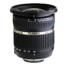 Tamron AF 10-24mm f/3.5-4.5 SP Di II LD Aspherical (IF) Lens with Built-in AF Motor for Nikon Digital SLR Cameras (Model B001NII)