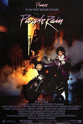 Amazoncom Buyartforless Prince Purple Rain 1984 36x24 Music