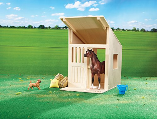 Breyer Classics Hilltop Horse Wood Stable
