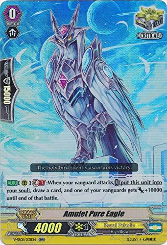 Cardfight!! Vanguard - Amulet Pure Eagle - V-SS01/031EN - RR - Premium Collection 2019