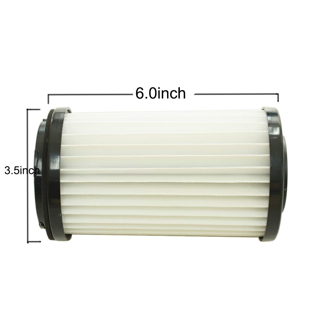 2pcs EZ SPARES Replacement for Kenmore Vacuum Cleaners DCF-1 DCF-2 Washable /& Reusable Allergen HEPA Filters Replacement Kit to Filt 82720 471178 /& 82912