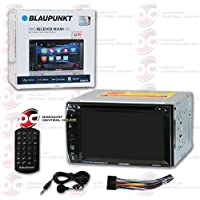 Blaupunkt 2DIN 6.2 Touchscreen Car DVD MP3 CD stereo Bluetooth + Remote and Squash Air Freshener