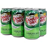 Canada DRY ginger Ale, 24 Count, 288 fl. Oz.
