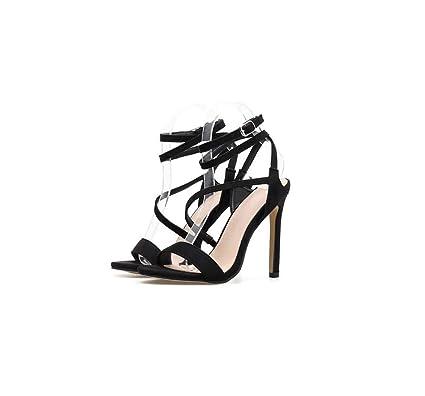 a4ea0803fb9 Amazon.com  GHFJDO Women Open Toe Sandals
