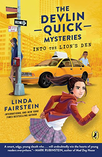 Into the Lion's Den (Devlin Quick Mysteries, The Book 1)