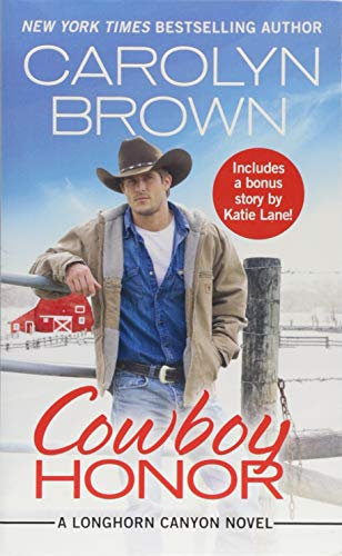 Books : Cowboy Honor (Longhorn Canyon)