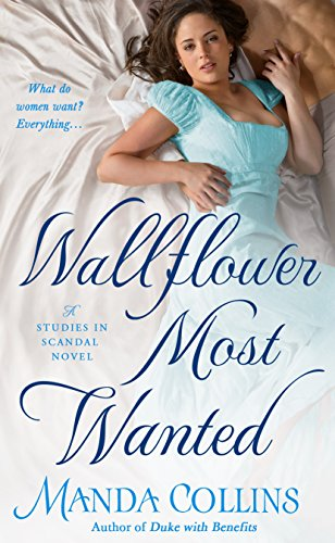 Wallflower Most Wanted by Manda Collins