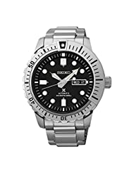 Seiko Mens Diver Prospex Sea Analog Sport Automatic Watch (Imported) SRP585K1
