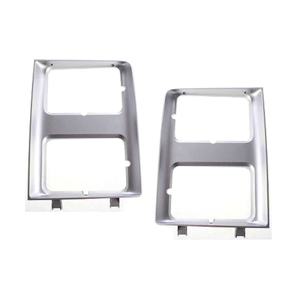 Evan-Fischer EVA18972056881 Headlight Door for Chevrolet Blazer 87-88 RH and LH