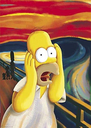 Simpsons adult cartoon
