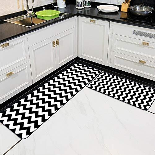 Price comparison product image Rug, Non-Slip Area Rugs Super Soft Living Room Kitchen Bedroom Home Carpet Floor Mat, 40120cm