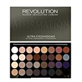Makeup Revolution London Ultra 32 Shade Eyeshadow Palette AFFIRMATION by Makeup Revolution