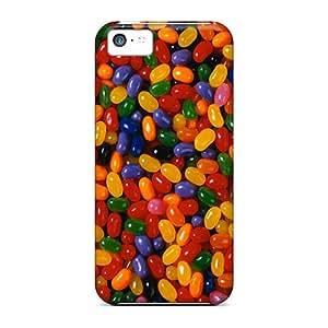 High Grade Little NiZi Flexible Tpu Case For Iphone 5c - Jelly Beans