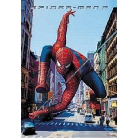 Spiderman 2 - Swinging Poster Print (27 x 40)
