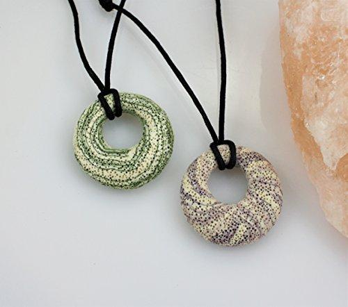 Lava Stone Essential Oil Diffuser Necklace