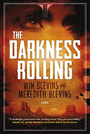 book cover of The Darkness Rolling