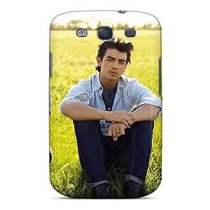 New Premium Flip Case Cover Celebrities Jonas Brothers Facebook Skin Case For Galaxy S3
