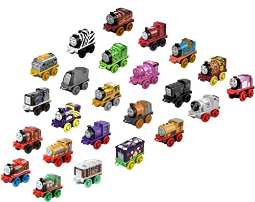 Fisher-Price MINIS 2017 Advent Calendar Train