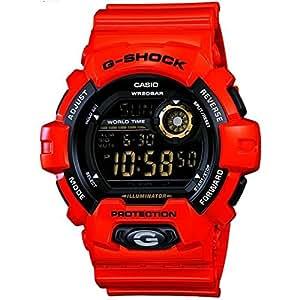 Amazon.com: Casio G-Shock G-8900A-4ER G Shock Montre