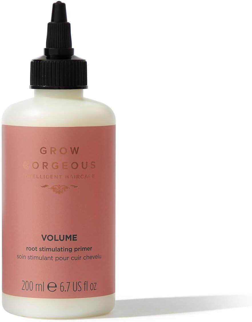 Crecer con espalda en las raíces 10Minuto estimulante cuero cabelludo Masque (240ml), dar un impulso a tu cabello, tu pelo cuero cabelludo será dado y su will Be Left looking Big y Flexible