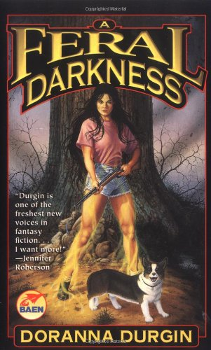 book cover of A Feral Darkness