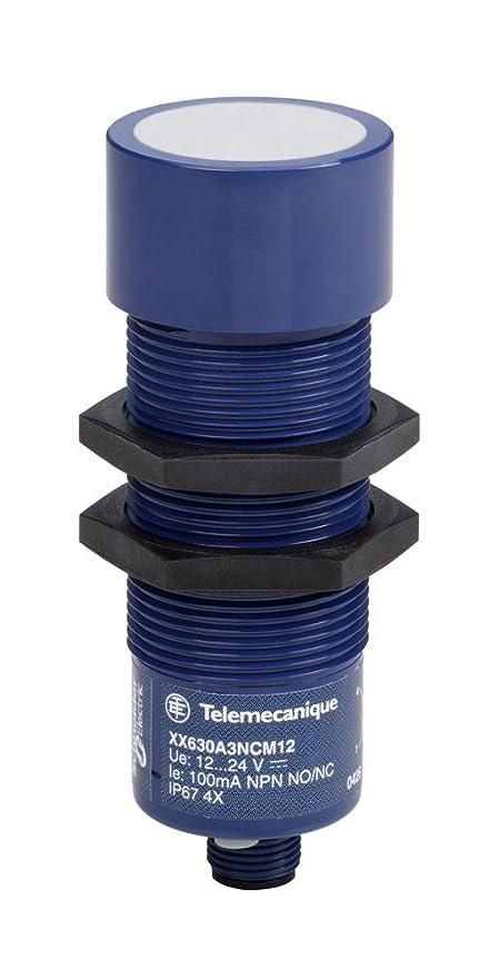 Telemecanique psn - det 51 02 - Detector ultrasonidos d30 analógico -a 2m