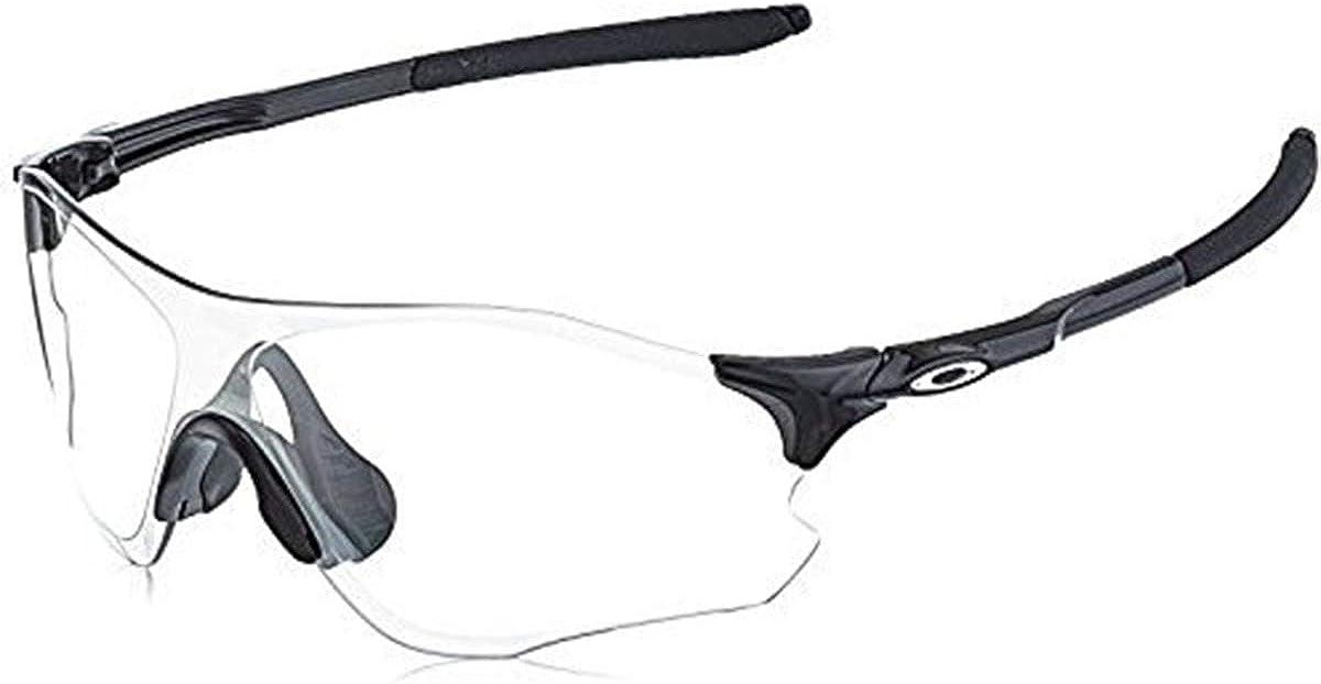 OAKLEY Evzero Path OO9308 Gafas de sol para Unisex, negro brillo