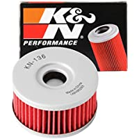 K&N KN-136 Suzuki High Performance Oil Filter