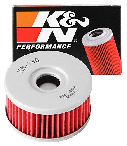 K&N KN-136 Suzuki High Performance Oil (Suzuki Performance Parts)