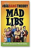 The Big Bang Theory Mad Libs
