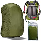 Gryps Waterproof Backpack Rain Cover with Adjustable Anti...