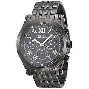 Guess Analog Black Dial Men's Watch-W1104G2