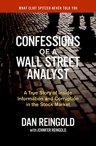 Confessions of a Wall Street Analyst PDF Text fb2 book
